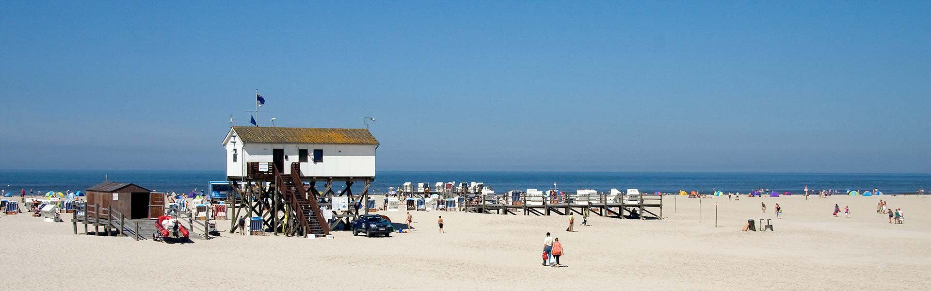 Urlaub in St. Peter-Ording